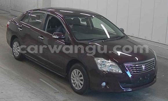 Acheter Voiture Toyota Premio Autre à Bandalungwa en Kinshasa