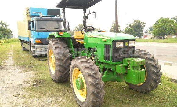 Acheter Utilitaire John Deere 5503 Vert à Limete en Kinshasa