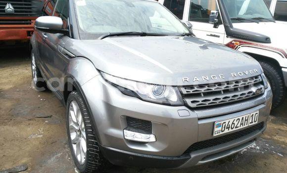Acheter Voiture Land Rover Range Rover Evoque Gris en Kalamu
