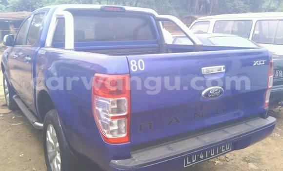 Acheter Voiture Ford Ranger Bleu en Bandalungwa