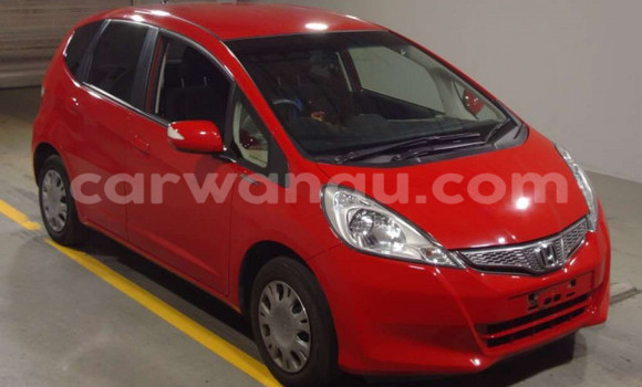 Acheter Voiture Honda Fit Rouge à Bandalungwa en Kinshasa