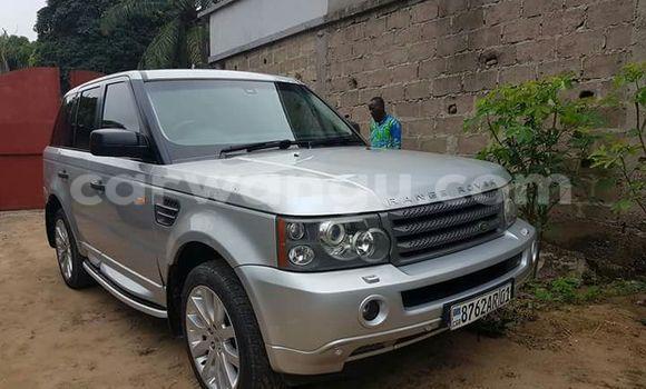 Acheter Voiture Land Rover Range Rover Sport Gris en Gombe