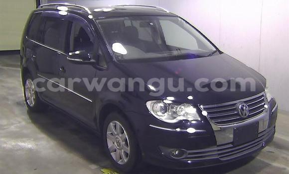 Acheter Voiture Volkswagen Touran Noir à Kinshasa en Kinshasa