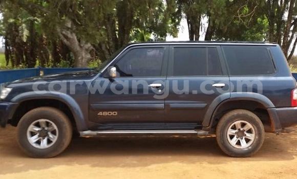 Acheter Voiture Nissan Patrol Bleu à Gombe en Kinshasa