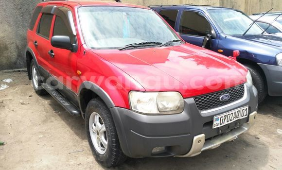 Acheter Voiture Ford Escape Rouge en Bandalungwa