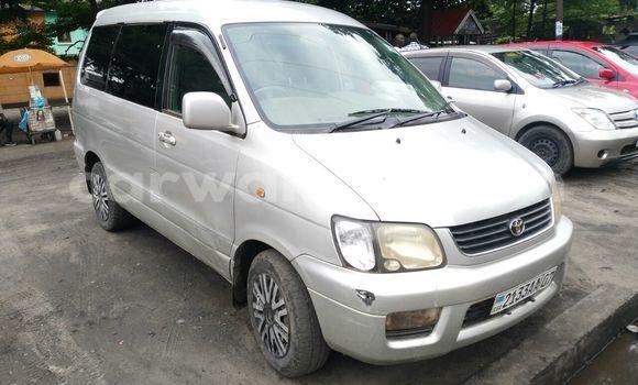 Acheter Voiture Toyota Noah Gris à Lemba en Kinshasa
