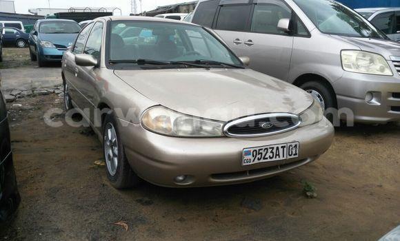 Acheter Voiture Ford Contour Beige en Kalamu