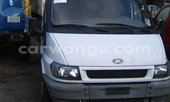 Acheter Voiture Ford Transit Blanc en Bandalungwa