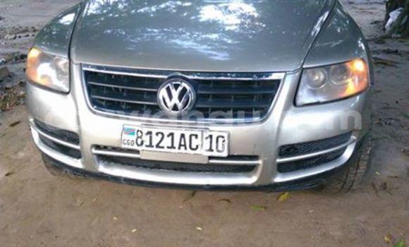 Acheter Voiture Volkswagen Touareg Gris à Bandalungwa en Kinshasa