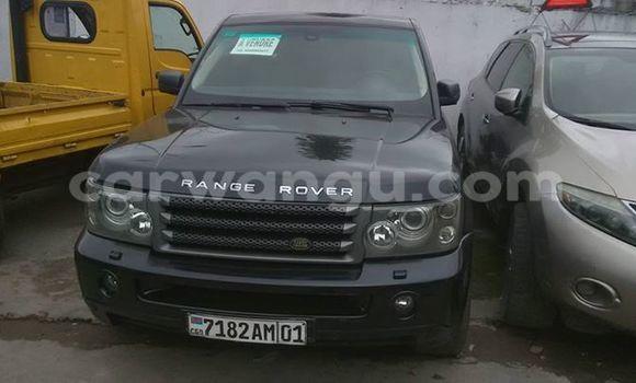 Acheter Voiture Land Rover Range Rover Noir en Bandalungwa