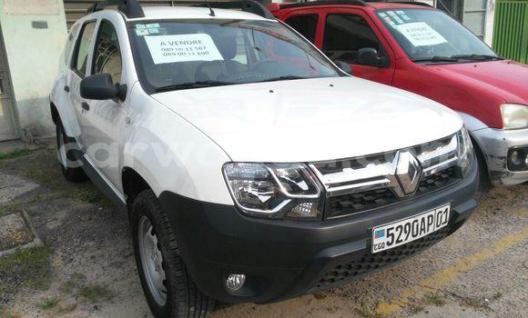 Acheter Voiture Renault Duster Blanc à Gombe en Kinshasa