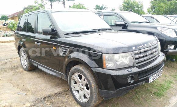 Acheter Voiture Land Rover Range Rover Sport Noir en Limete