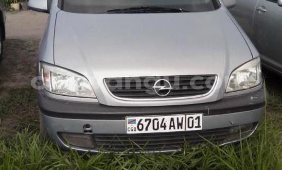 Acheter Voiture Opel Zafira Gris en Bandalungwa
