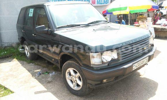Acheter Voiture Land Rover Range Rover Vert en Lemba