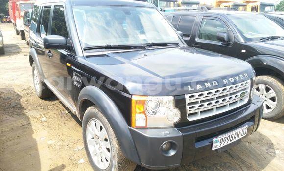 Acheter Voiture Land Rover Discovery Bleu en Kalamu