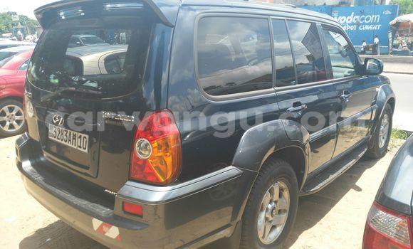 Acheter Voiture Hyundai Tucson Bleu à Kintambo en Kinshasa
