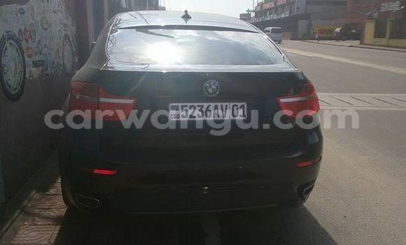 Acheter Voiture BMW X3 Noir à Bandalungwa en Kinshasa