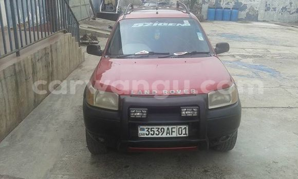 Acheter Voiture Land Rover Freelander Rouge en Bandalungwa
