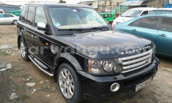 Acheter Voiture Land Rover Range Rover Sport Noir en Kalamu