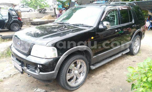Acheter Voiture Ford Explorer Noir en Kalamu