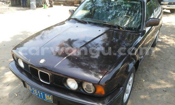 Acheter Voiture BMW 524 TD Noir à Limete en Kinshasa