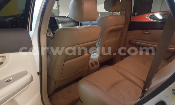 Acheter Voiture Lexus RX 400H Blanc en Bandalungwa