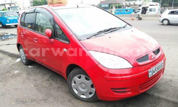 Acheter Voiture Mitsubishi Colt Rouge en Masina