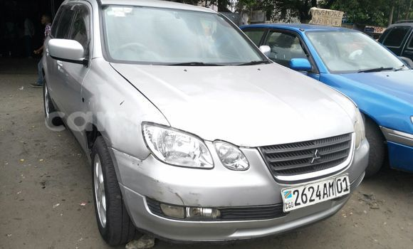 Acheter Voiture Mitsubishi Outlander Gris en Ndjili