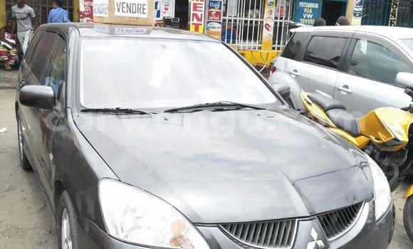 Acheter Voiture Mitsubishi Lancer Gris en Masina