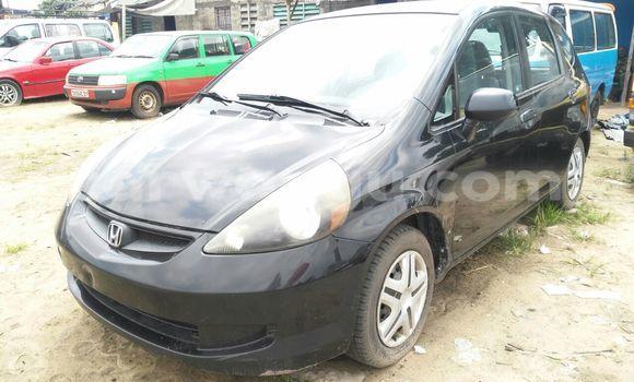 Acheter Voiture Honda Fit Noir en Kalamu