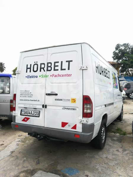 Elektro Hörbelt buy mercedes sprinter white car in kalamu in kinshasa carwangu
