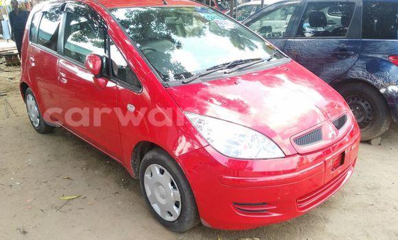 Acheter Voiture Mitsubishi Colt Rouge en Kalamu