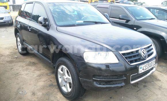 Acheter Voiture Volkswagen Touareg Noir à Kalamu en Kinshasa