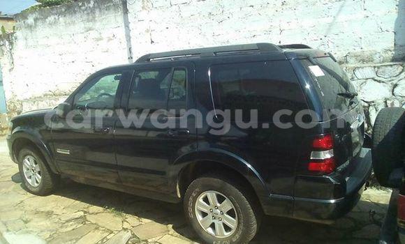 Acheter Voiture Ford Explorer Noir en Bandalungwa