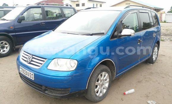 Acheter Voiture Volkswagen Touran Bleu à Limete en Kinshasa
