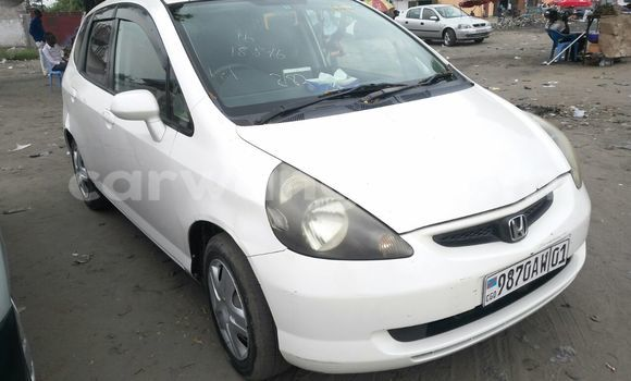 Acheter Voiture Honda Fit Blanc en Limete