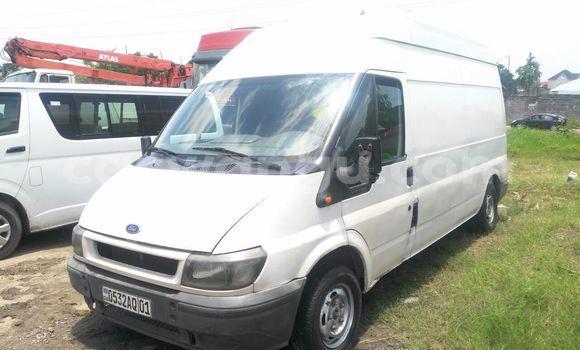 Acheter Voiture Ford Transit Blanc en Limete