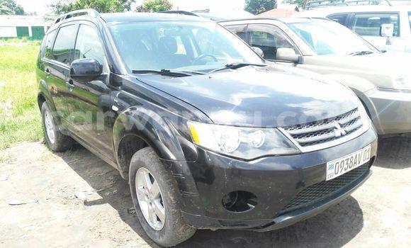 Acheter Voiture Mitsubishi Outlander Noir en Limete