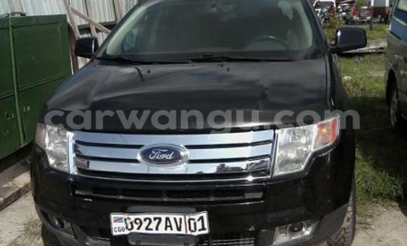 Acheter Voiture Ford Edge Noir en Bandalungwa