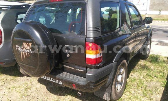 Acheter Voiture Opel Frontera Gris en Ngaliema