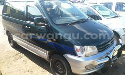 Acheter Voiture Toyota Noah Vert en Ngaliema - CarWangu
