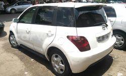 Acheter Voiture Toyota IST Blanc en Bandalungwa - CarWangu