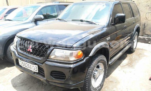 Acheter Voiture Mitsubishi Pajero Noir en Bandalungwa