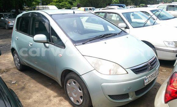 Acheter Voiture Mitsubishi Colt Bleu en Kalamu