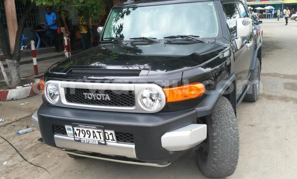 Acheter Voiture Toyota FJ Cruiser Noir à Bandalungwa en Kinshasa