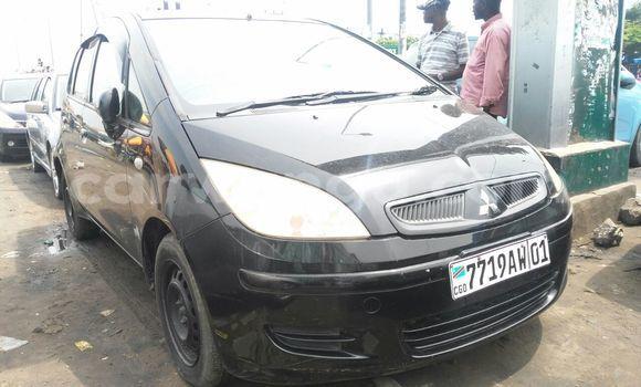 Acheter Voiture Mitsubishi Colt Noir en Kinshasa