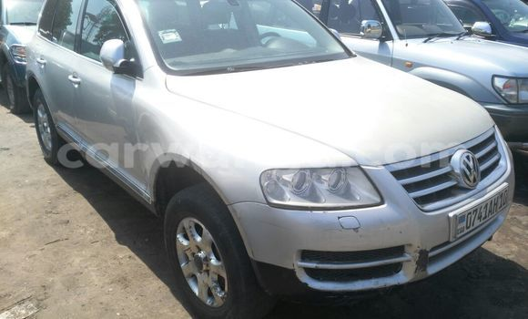 Acheter Voiture Volkswagen Touareg Gris à Kalamu en Kinshasa