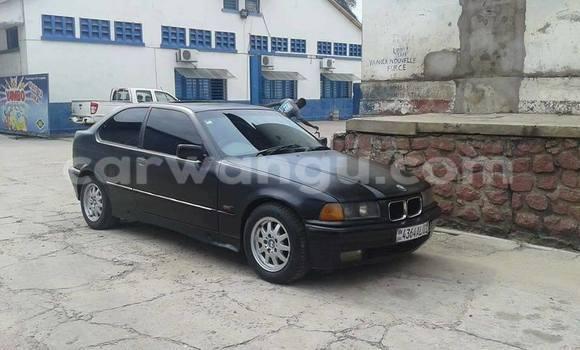 Acheter Voiture BMW 3-Series Noir à Bandalungwa en Kinshasa