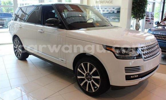 Acheter Voiture Land Rover Range Rover Sport Blanc en Bandalungwa