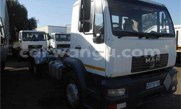 Acheter Utilitaire Man 28-463 Blanc à Bandalungwa en Kinshasa
